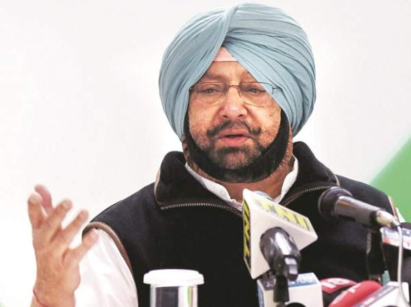 Manmohan not contesting from Amritsar, no Cong-AAP alliance in Punjab: Capt Amarinder