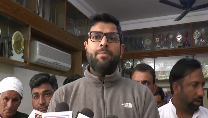 Digvijay Chautala 2