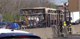 bus carrying 51 children