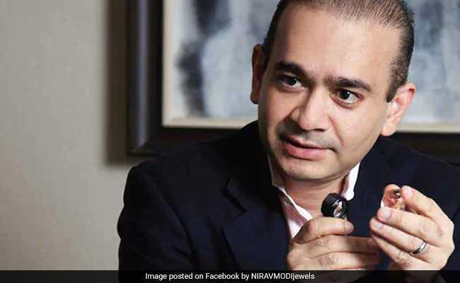 Fugitive jeweller Nirav Modi arrested