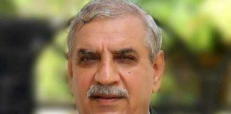INLD state president Ashok Arora