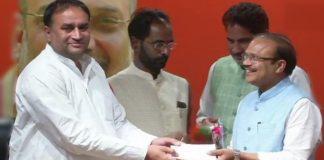 INLD MLA Joins BJP