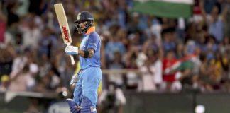 India beat Australia by 8 runs in 2nd ODI
