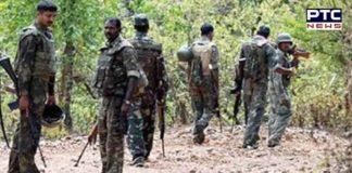 Two militants shot dead