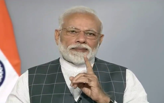 India on edge before Modi delivers 'important message'
