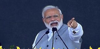 PM slams previous govts for 'letting' people usurp centuries-old temples and build homes over them