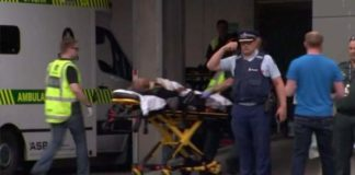 Reports of dead as New Zealand police hunt 'active' mosque shooter