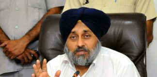 Punjab voters will teach Congress a 'lesson' in LS polls: Sukhbir Badal