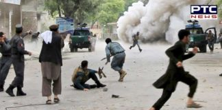 Afghanistan health clinic Near Strong Explosion , 8 people injured