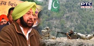 Pakistan defeat Seeing Can use atomic weapons :Capt Amarinder Singh
