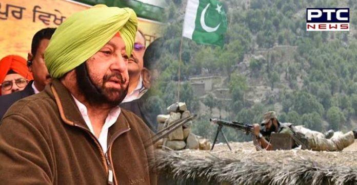 Pakistan defeat Seeing Can use atomic weapons :Capt Amarinder Singh