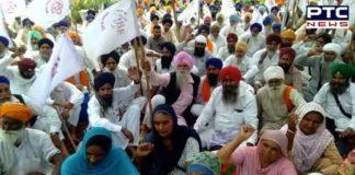 Farmers start 'jail bharo' movement