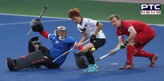 Korea thrashes Canada