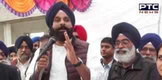 Brahmpura never raised any issue Khadoor Sahab in parliament : Bikram Majithia