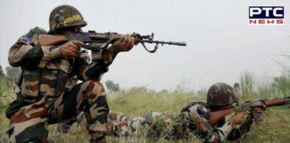 Three militants killed