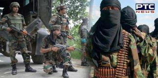 Jammu and Kashmir Security forces Jaish three terrorists arrested
