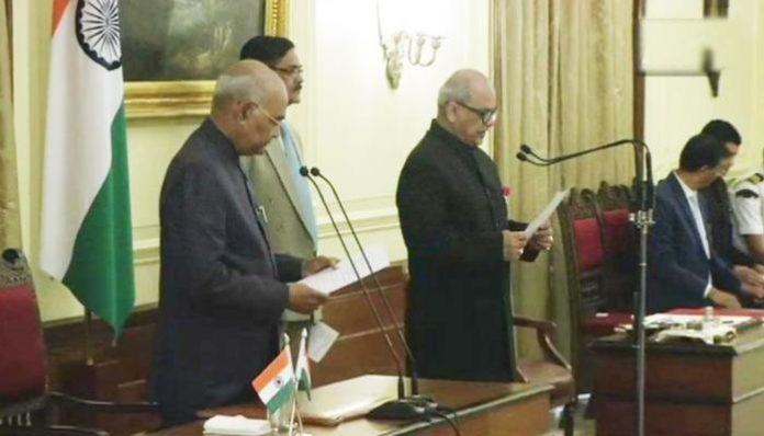 Justice Pinaki Ghose