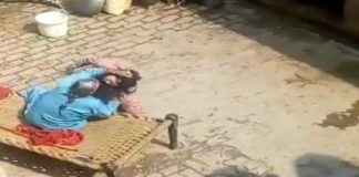 Women beaten