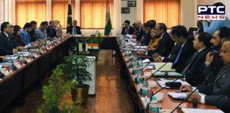 India-Pakistan Meeting