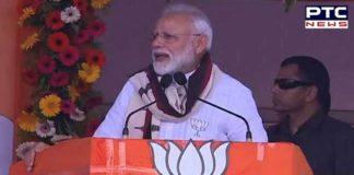 Prime Minister addresses people