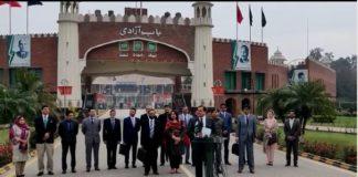Kartarpur corridor About conversation 18 member Pak delegation Reach India