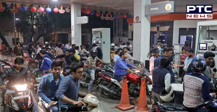 Petrol gets dearer