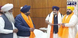 Sant Rampal Singh Jhande joins SAD