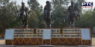 Delhi committee Great Singh Generals Statues Inauguration