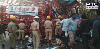 trucks collision