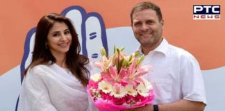Urmila Matondkar joins Congress