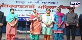 Fatehgarh Sahib International Women Day Women Honored