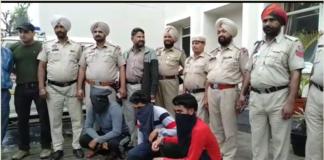 Gurdaspur Shiv Sena leader murder case One Other Guilty Arrested