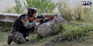 7 Pakistan posts destroyed; 3 Pakistani Soldiers killed