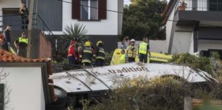 Portugal: 29 German tourists killed in Madeira bus crash