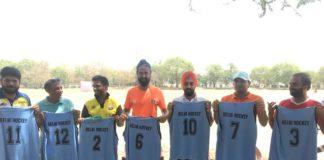 Hockey player Gursimran Singh