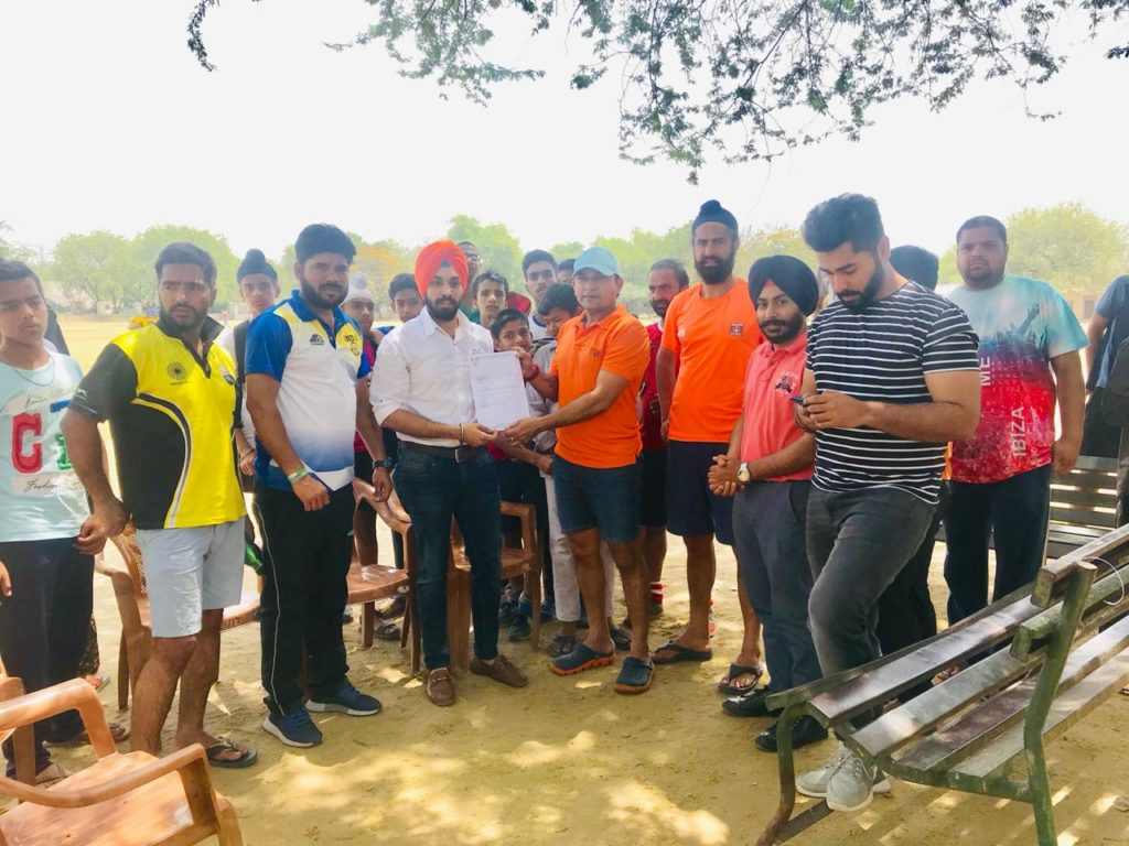 Delhi Hockey Association