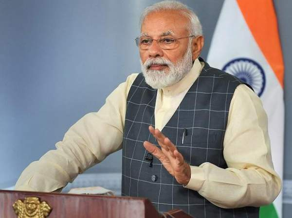 BJP launches campaign themes, says choice between decisive Modi & oppn's chaos