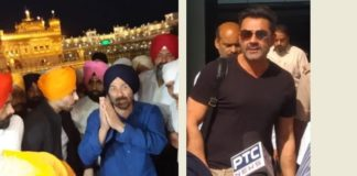 Sunny Deol election campaign Brother Bobby Deol Arrived Amritsar