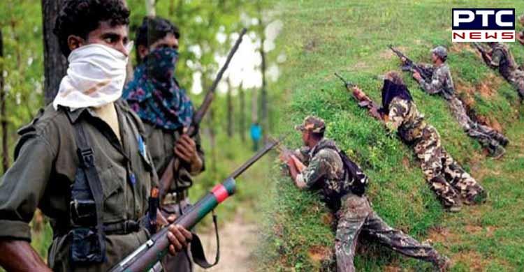 Police guns down a Maoist in Chhattisgarh