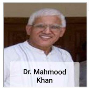 Dr Mahmood Khan