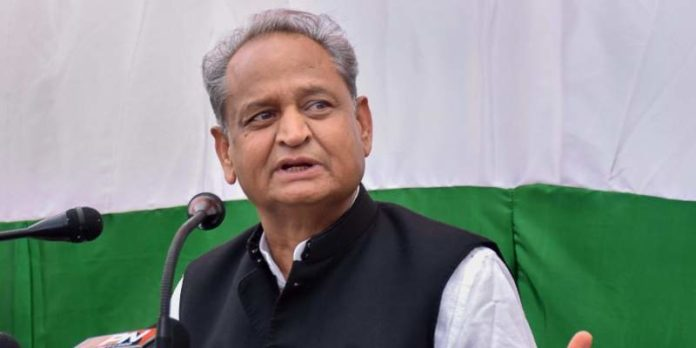 Good days will come, once Modi leaves: Gehlot