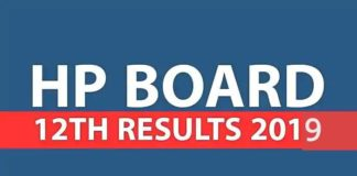 HP-Board Result