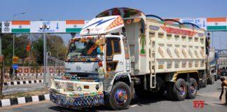 India suspends LoC trade
