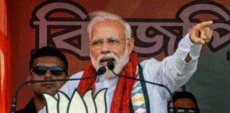 PM Modi calls Mamata 'sticker Didi'