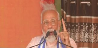 Congress raised morale of Naxals in Chhattisgarh, says PM Modi