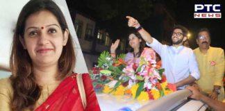 Shiv Sena Appoints Priyanka Chaturvedi