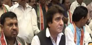 Rahul Gandhi only alternative to BJP: Raj Babbar