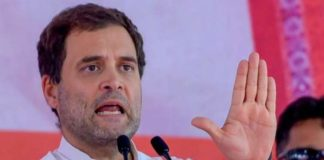 Rahul again slams PM Modi over the Rafale deal