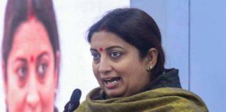 Rahul Gandhi's decision to contest from Wayanad insult to Amethi: Smriti Irani