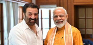 Sunny Deol meets PM Modi